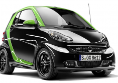 Kit Auto Elettrica Smart Fortwo Electrique Brabus Photos